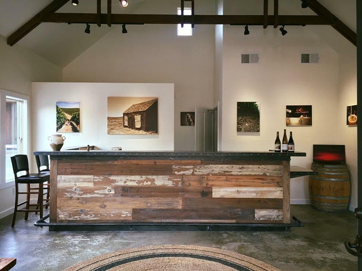 Crawford Family Wines Tasting Room